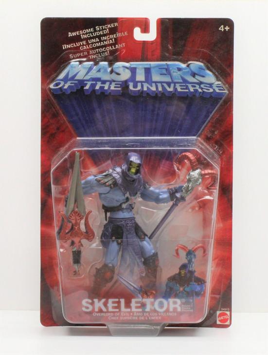 Mattel MOTU 200X Skeletor Action Figure
