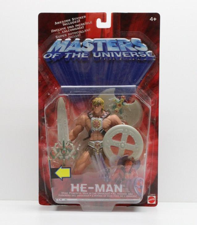 Mattel MOTU 200X He-Man Action Figure