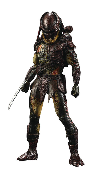 HIYA Berserker Predator 1/18 scale action figure