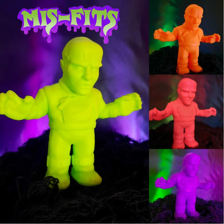 H.O.P. Toys MIS-FITS The Thing 4''; figure