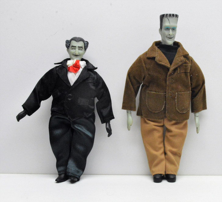 Hamilton Gifts/Presents The Munsters Doll set of 2