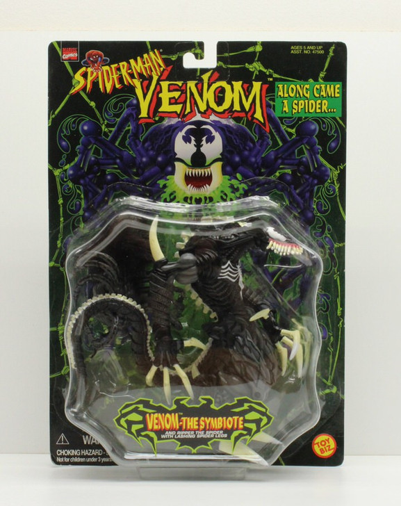 ToyBiz Venom The Symbiote Action Figure