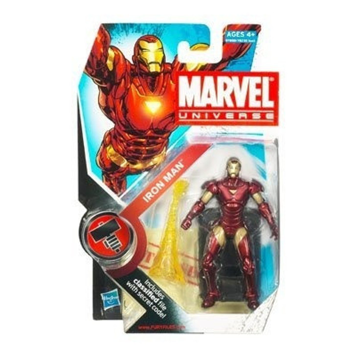 Hasbro Marvel Universe Iron Man Extremis Action Figure