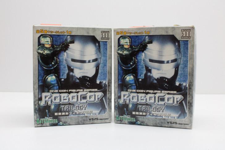 Kotobukiya Robocop Trilogy Robocop and ED-209 Mini Figure set