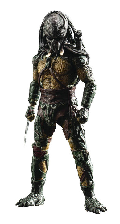 HIYA Tracker Predator 1/18 scale action figure