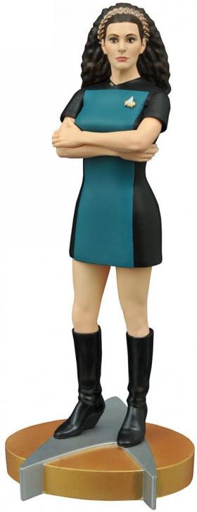 Diamond Select Star Trek Deanna Troi PVC Statue