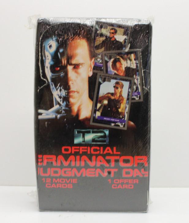 Impel Terminator 2 T2 Movie Cards sealed box