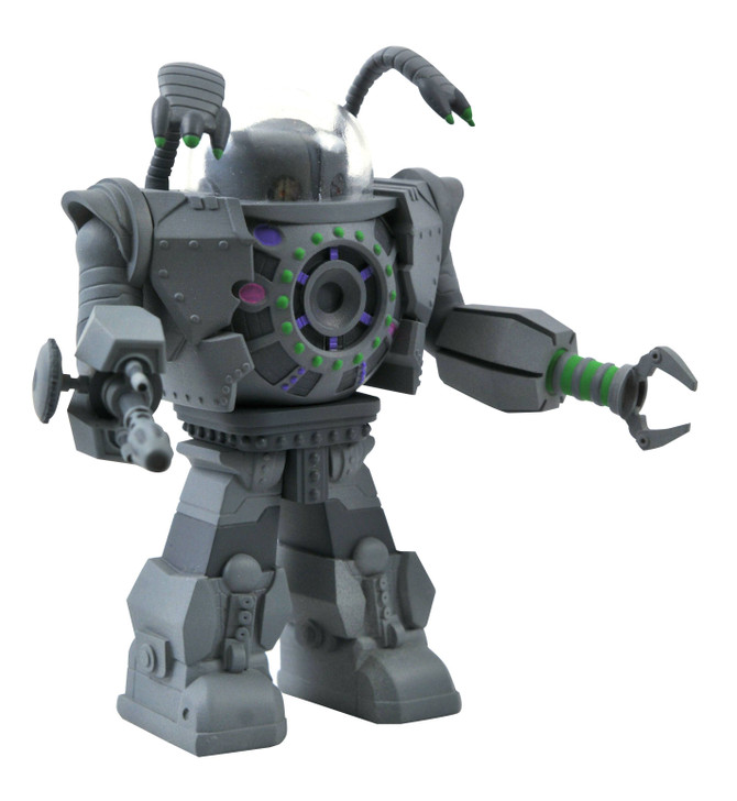 Diamond Select The Iron Giant Attack Mode Minimate