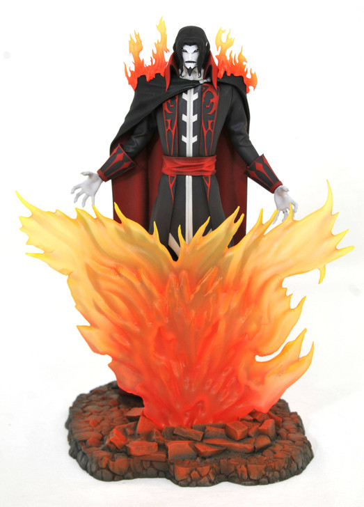 Diamond Select Castlevania Dracula PVC Statue