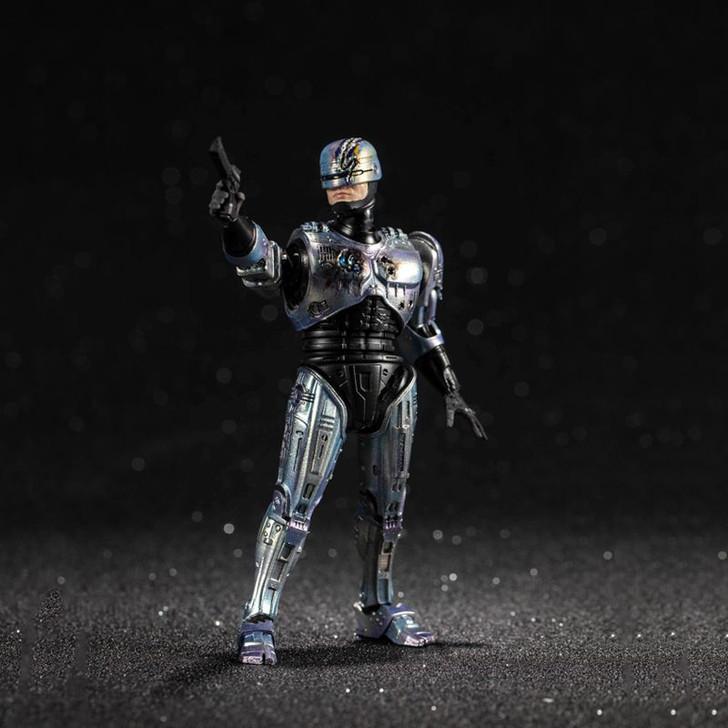 HIYA ROBOCOP 2 with Battle Damage 1/18 scale action figure