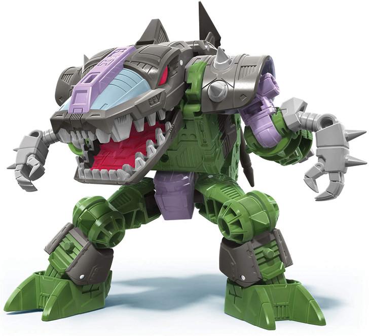 Hasbro Transformers Generations War for Cybertron: Earthrise Deluxe WFC-E19 Quintesson Allicon Action Figure
