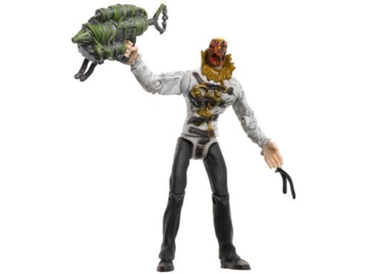 Mattel Batman Begins Scarecrow Action Figure
