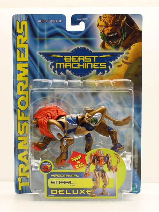 Hasbro Transformers Beast Machines Snarl
