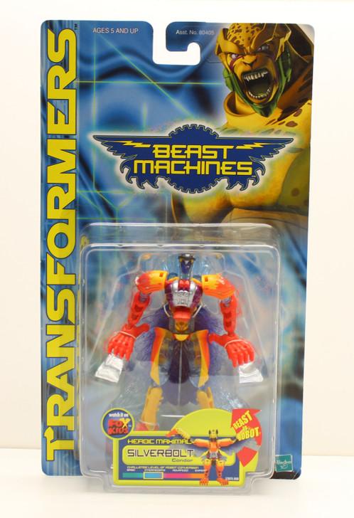 Hasbro Transformers Beast Machines Silverbolt