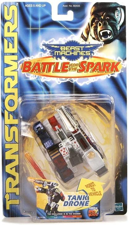 Hasbro Transformers Beast Machines Tank Drone