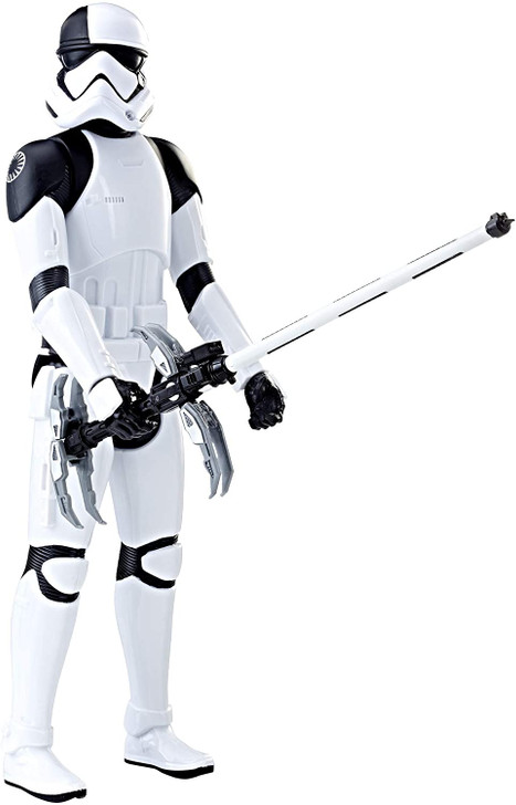 Hasbro Star Wars The Last Jedi 12-inch First Order Stormtrooper Executioner Action Figure