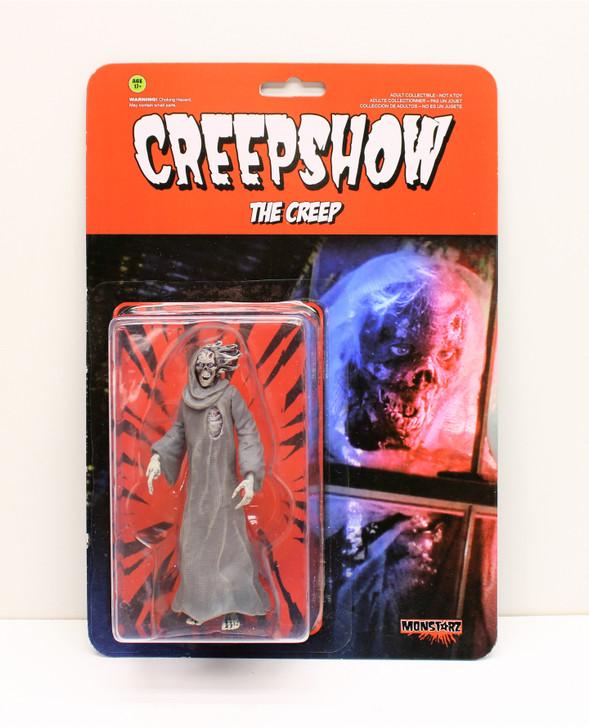 """Monstarz Creepshow """"The Creep"""" 3.75"""" Scale Retro Action Figure"""