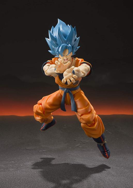 BanDai Dragon Ball Z Super Saiyan God Super Saiyan Son Gokou