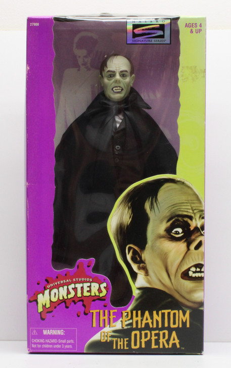 "Hasbro Universal Monsters Phantom of the Opera Collectible 12"" Figure"