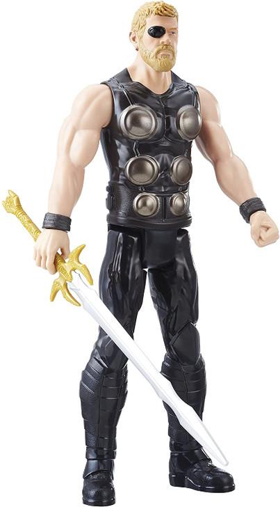 Hasbro Marvel Infinity War Titan Hero Series Thor Action Figure