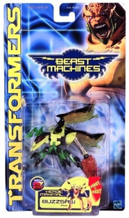 Hasbro Transformers Beast Machines Buzzsaw