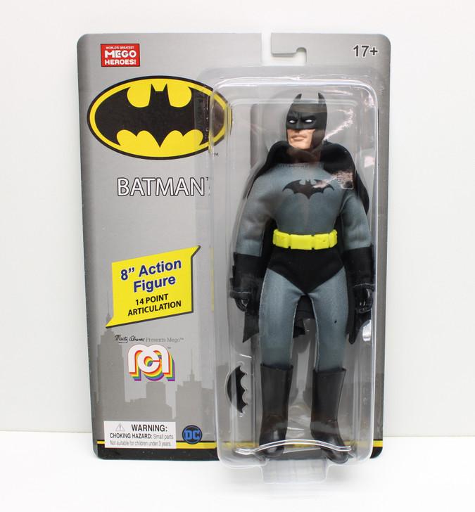 "Mego Action Figure 8"" DC Comics Batman"