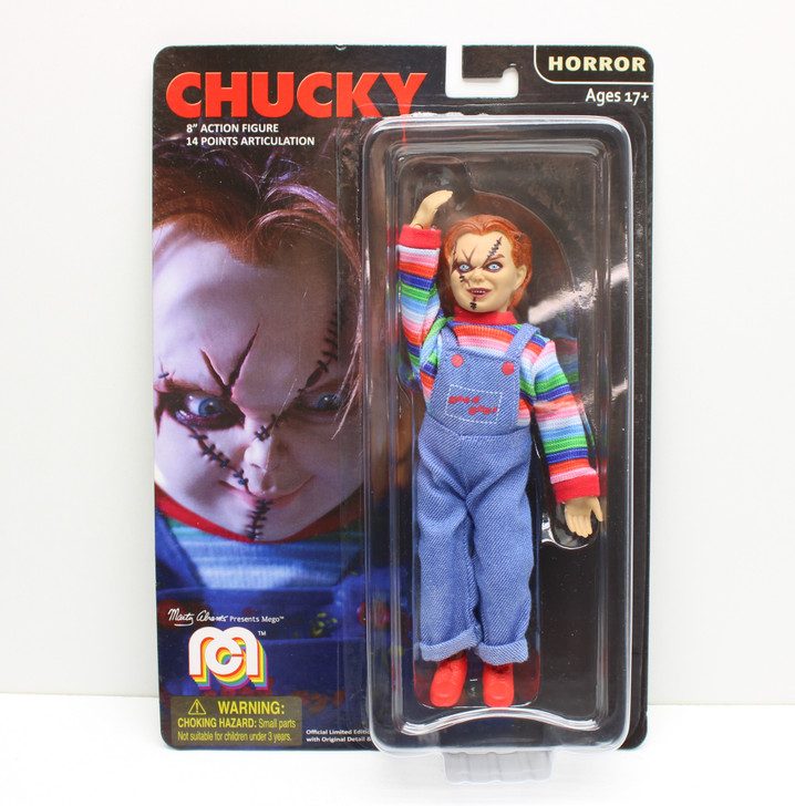 "Mego Action Figure 8"" Child's Play Chucky"