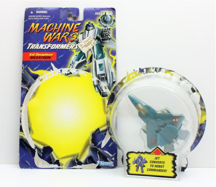 Kenner Transformers Machine Wars Megatron (Open package)