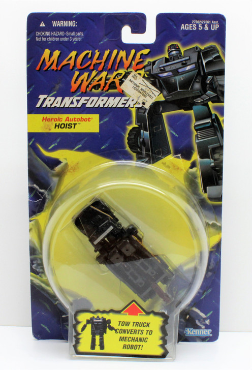 Kenner Transformers Machine Wars Hoist (Open package)