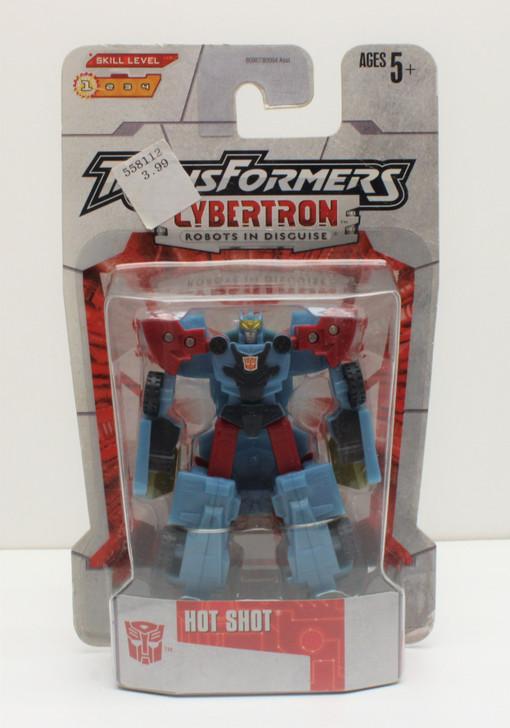 Hasbro Transformers Robots in Disguise Legends Class Hot Shot