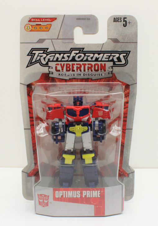 Hasbro Transformers Robots in Disguise Legends Class Optimus Prime