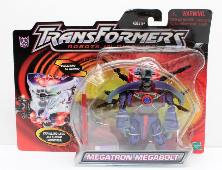 Hasbro Transformers Robots in Disguise Megatron Megabolt