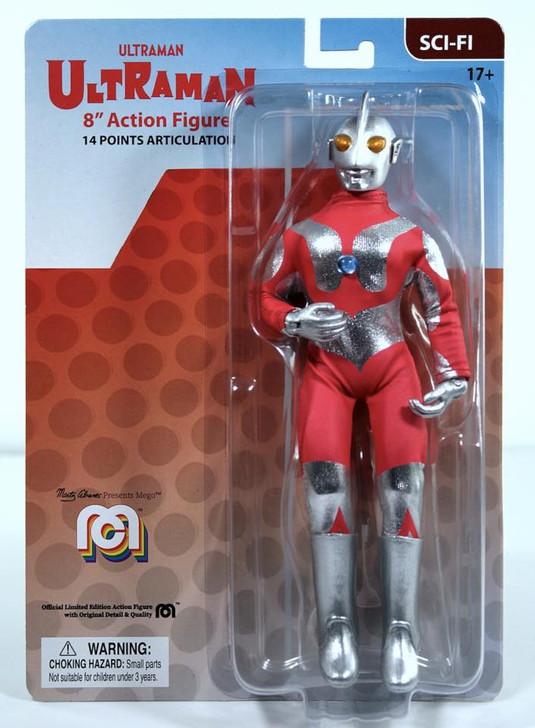 "Mego Action Figure 8"" ULTRAMAN"