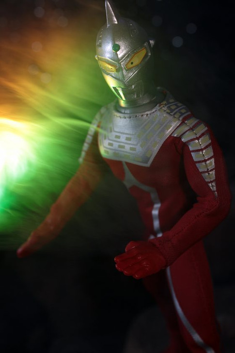 "Mego Action Figure 8"" ULTRASEVEN"