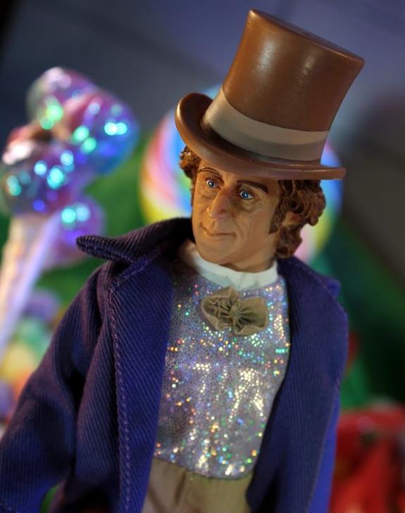 """Mego Action Figure 8"""" Willy Wonka"""