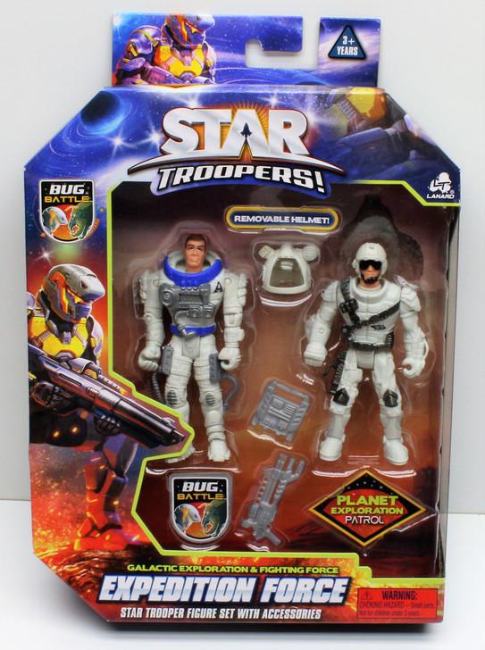 Lanard Star Troopers! Bug Battle Expedition Force Set B