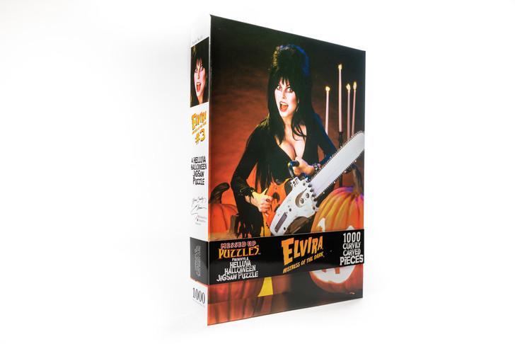 Messed Up Puzzles Elvira Version C 1000 pcs Puzzle