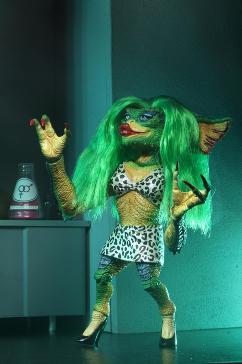 """NECA Gremlins 2: The New Batch - 7"""" Scale Action Figure - Ultimate Greta"""