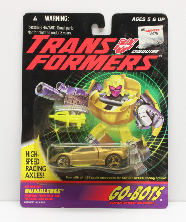 Hasbro Transformers Go-Bots Bumblebee