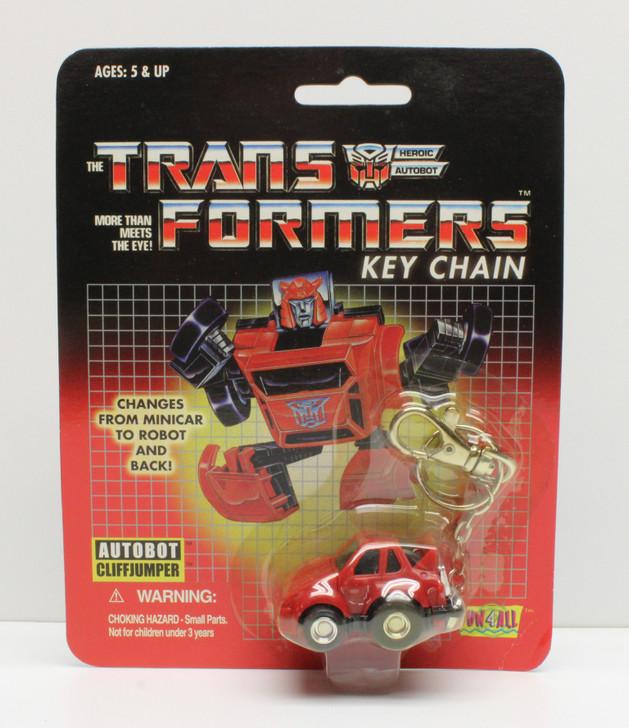 Fun4All Transformers Cliffjumper Keychain
