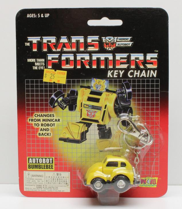 Fun4All Transformers Bumblebee Keychain