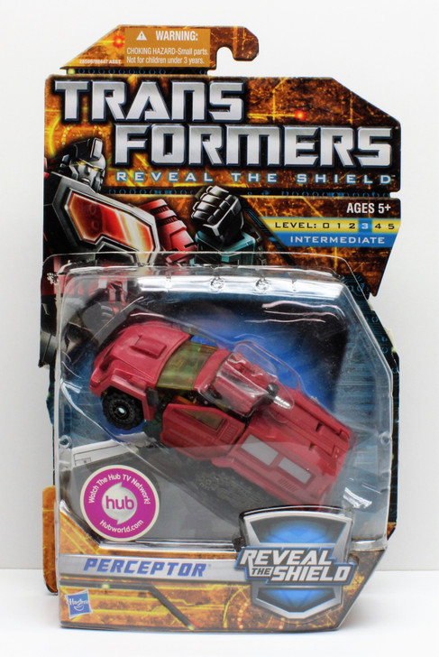 Hasbro Transformers Reveal the Shield Perceptor (Open package)