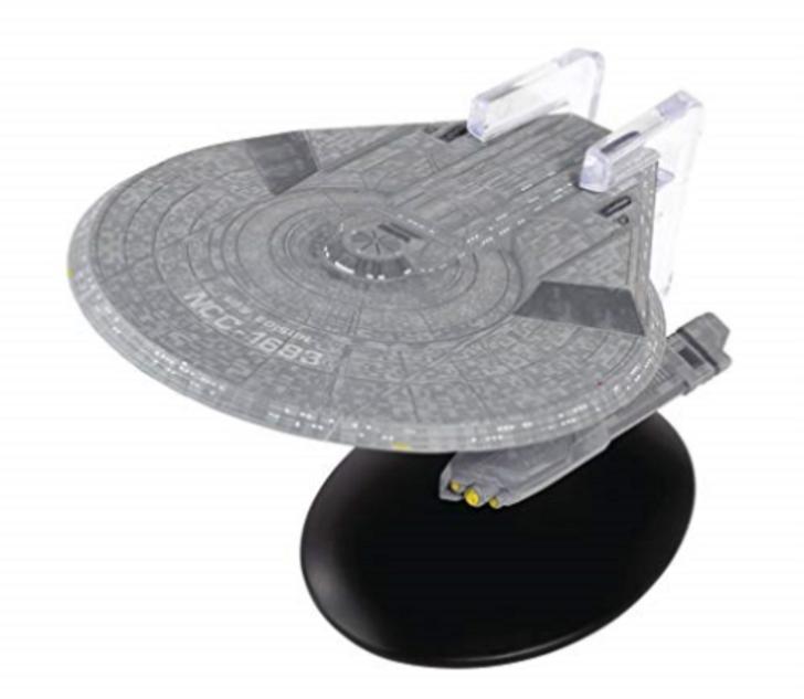 Hero Collector Star Trek Discovery U.S.S. Edison NCC-1683