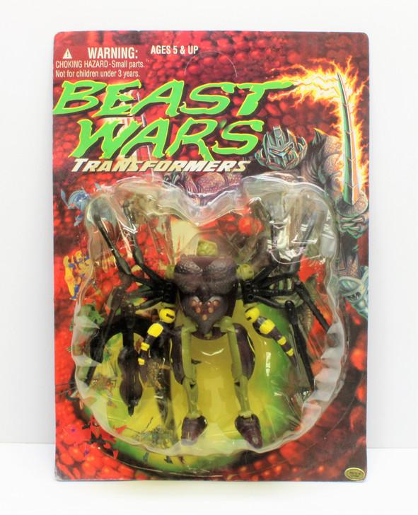 Transformers KO Beast Wars Black Arachnia