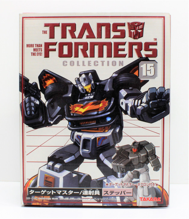 Takara Transformers G1 Collection Stepper #15