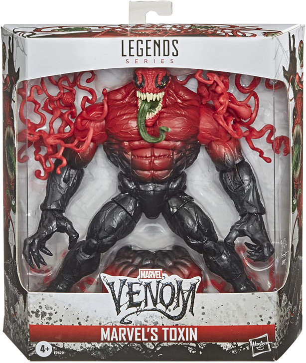 Hasbro Marvel Legends Toxin Action Figure
