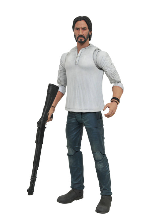 "Diamond Select John Wick 2 ""Casual"" Action Figure"
