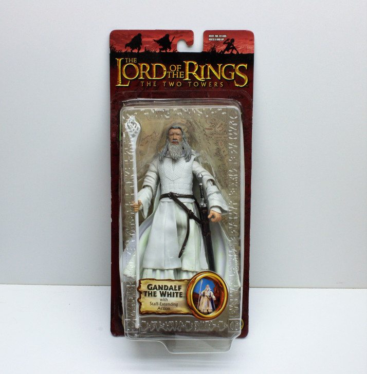 ToyBiz Lord of the Rings Gandalf the White Action Figure