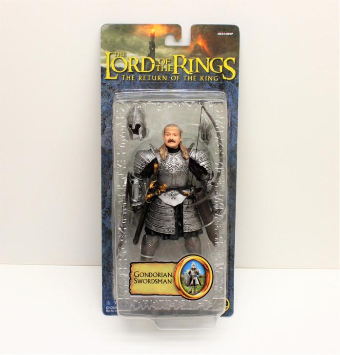 ToyBiz Lord of the Rings Gondorian Swordsman Action Figure