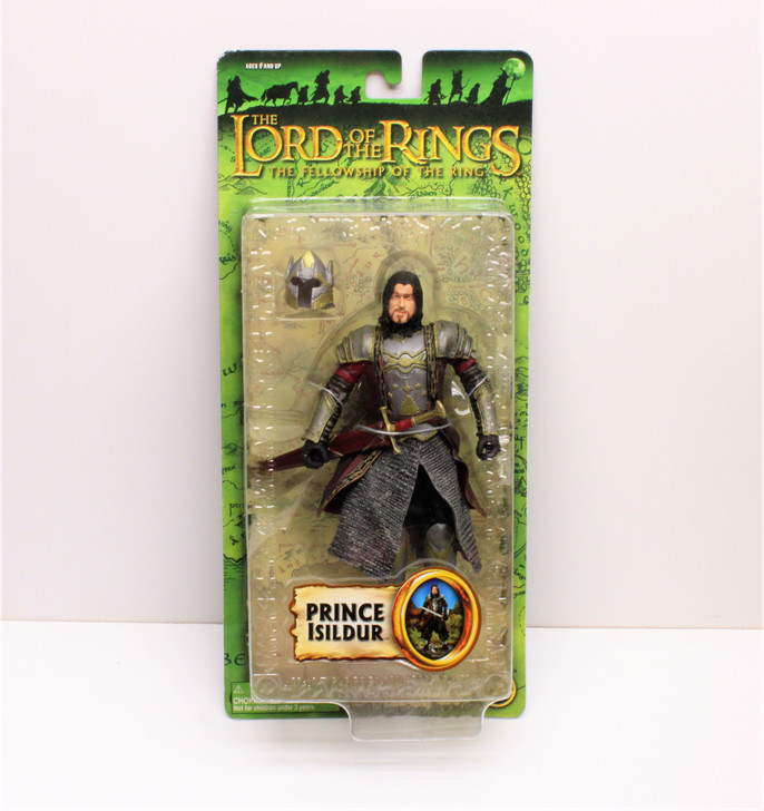 ToyBiz Lord of the Rings Prince Isildur Action Figure
